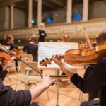 How A Bullied Violinist Became Head Of The Orchestra