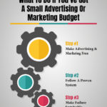 What To Do If You've Got A Small Advertising Or Marketing Budget